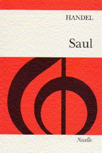 Saul: Vocal Score