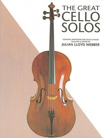 Great Cello Solos: Cello & Piano ( Julian Lloyd Webber) (Chester)