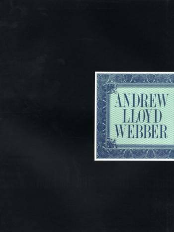Lloyd Webber: Anthology: Piano Vocal Guitar