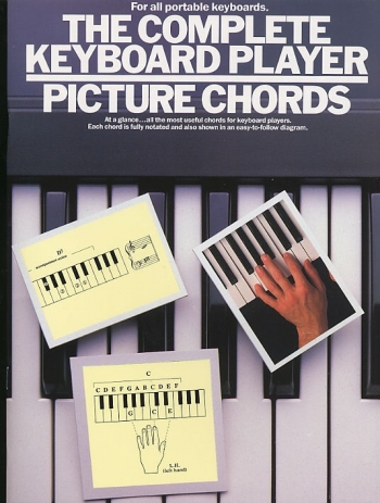 Complete Keyboard Player: Picture Chords