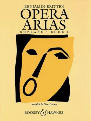 Opera Arias: Soprano And Piano - English - German