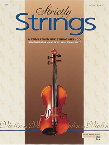 Strictly Strings Book 2: Violin