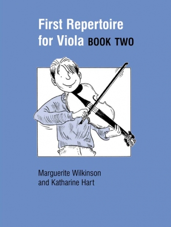 First Repertoire For Viola: Book 2
