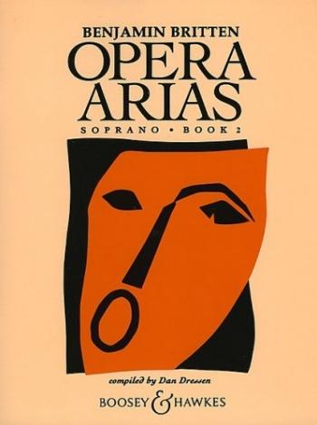 Opera Arias: Soprano: Vol 2: Soprano And Piano - English - German