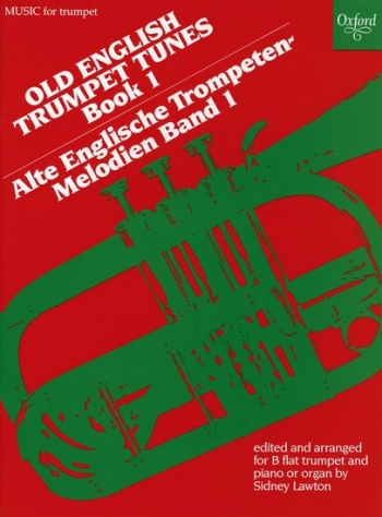 Old English Trumpet Tunes: Book 1