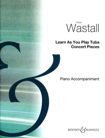 Learn As You Play Tuba: Piano Accompaniment