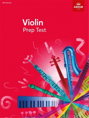 ABRSM Prep Test For Violin