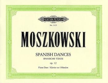 Spanish Dances Op12 : Piano