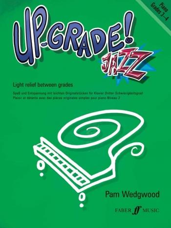 Up-Grade Jazz 3-4 - Piano (wedgwood)