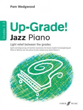 Up-Grade Jazz 2-3 - Piano (wedgwood)