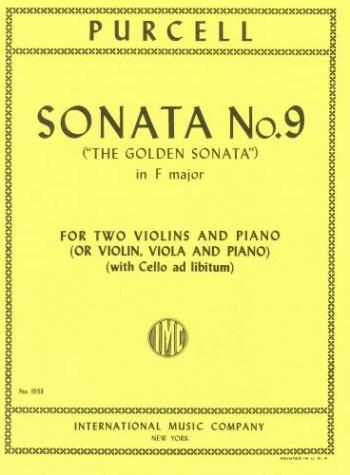 Golden Sonata: Violin: 2Vn: Vc