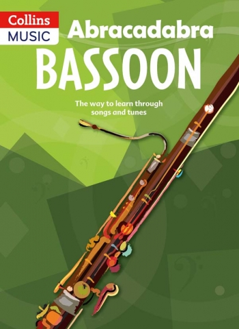 Abracadabra Bassoon: Book Only (sebba) (A & C Black)