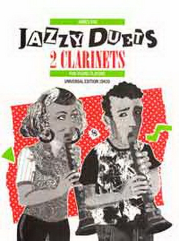 Jazzy Duets: Clarinets (James Rae)