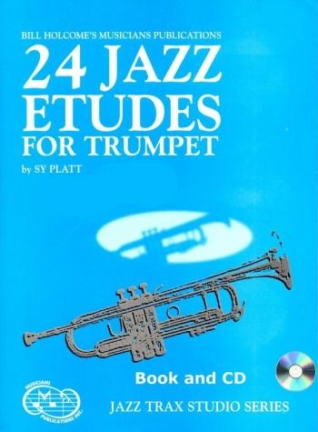 24 Jazz Etudes: Trumpet (Holcombe)