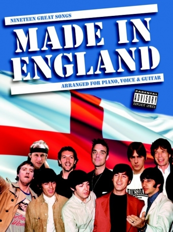 Made In England: 19 Great Songs: Album