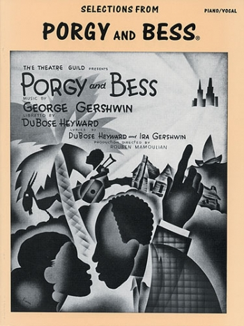 Selections From Porgy And Bess: Piano: Vocal