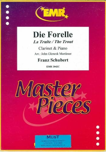 Die Forelle The Trout: Clarinet & Piano