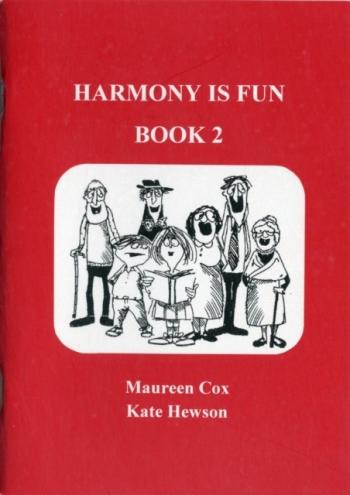 Harmony Is Fun Book 2 (Cox)