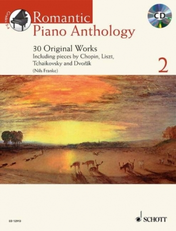 Romantic Piano Anthology: Vol.2: 30 Original Works