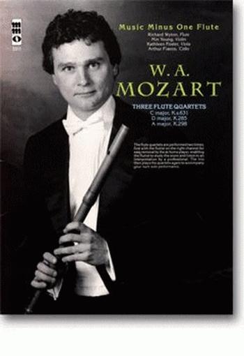 3 Flute Quartets: Flute And Piano (MMO)