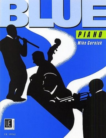 Blue Piano: An Introduction To Blues Styles (Cornick)