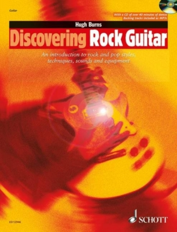 Discovering Rock Guitar: Introduction To Rock and Pop