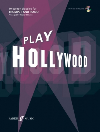 Play Hollywood: 10 Screen Classics For Trumpet: Book & CD