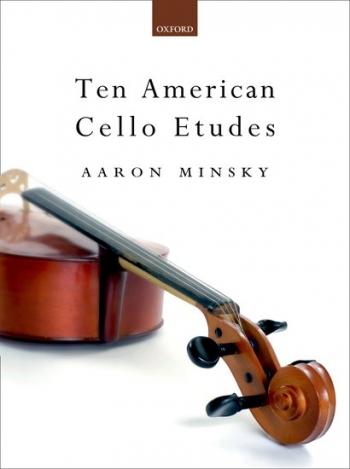 Ten American Cello Etudes (Oxford)