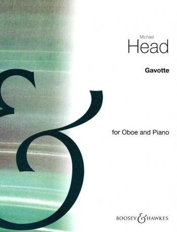 Gavotte  (Archive): Oboe & Piano (B&H)