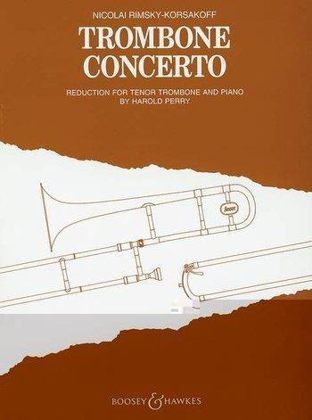 Trombone Concerto: Trombone: Piece
