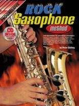Progressive Rock Saxophone Method: Book & CD (Gelling)
