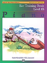 Alfred Basic Piano Ear Training: Level 1B