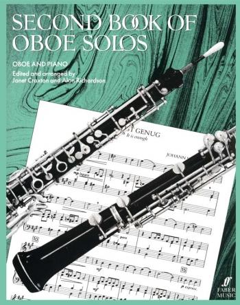 Second Book Of Oboe Solos: Oboe & Piano