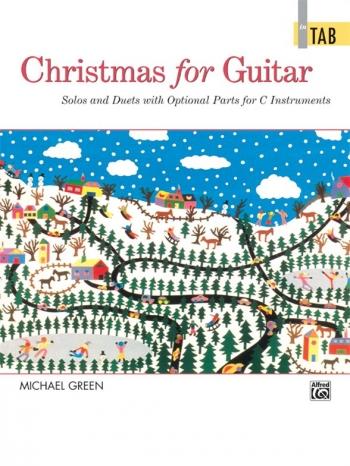 Christmas For Guitar: Guitar Tab