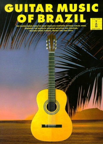 Guitar Music Of Brazil: Guitar Tab