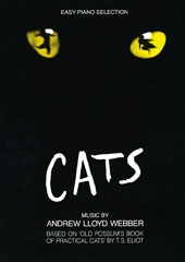 Cats: Easy Piano Picture Book