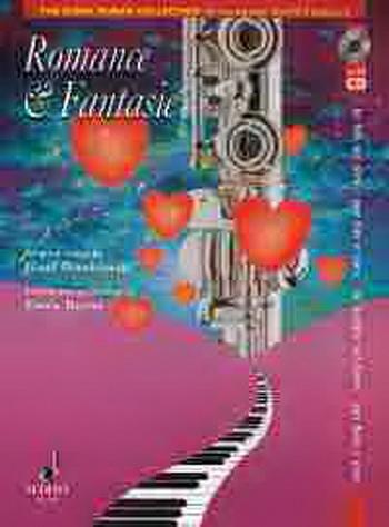 Duran Collection Vol.3: Romance and Fantasy: Flute & Piano Book & Cd (Schott)