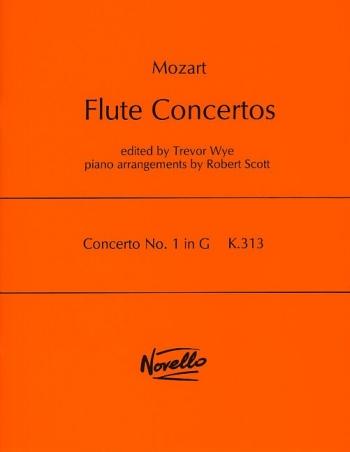 Concerto G Major K313: Flute And Piano (Novello)