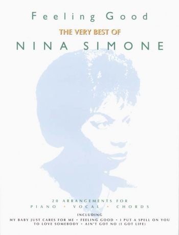 Nina Simone: Best Of: Piano Vocal Guitar