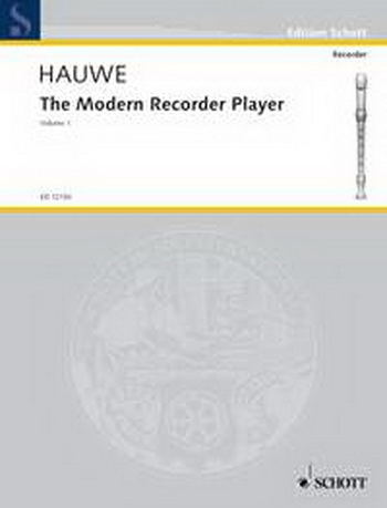Modern Recorder Player: Vol 1: Treble Recorder