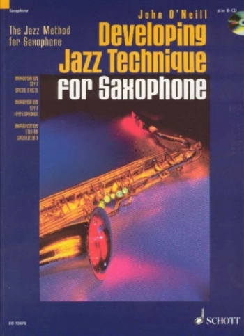 Developing Jazz Technique: Tenor Saxophone
