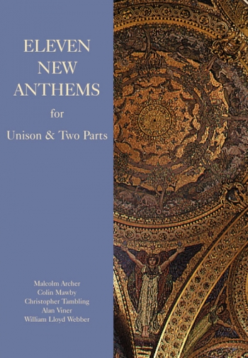 11 New Anthems: Vocal Unison & 2 Pt