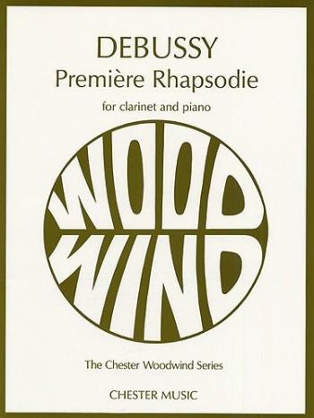 Premiere Rhapsodie: Clarinet & Piano (Chester)