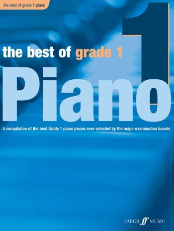 Best Of Piano Grade 1 (Anthony Williams)