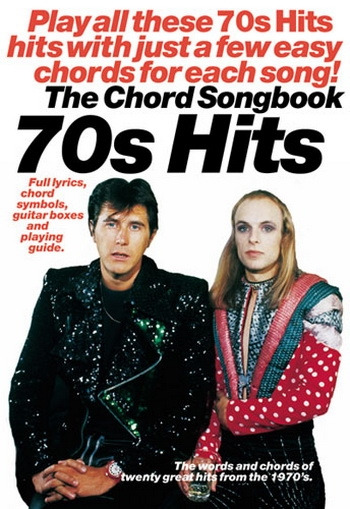 Chord Songbook 70s Hits