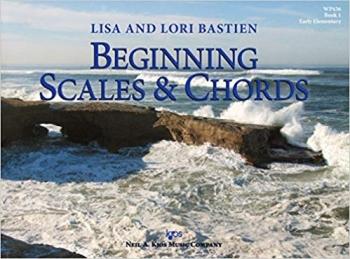 Bastien: Scales Chords And Arpeggios: 2-4