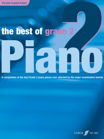 Best Of Piano Grade 2 (Anthony Williams)