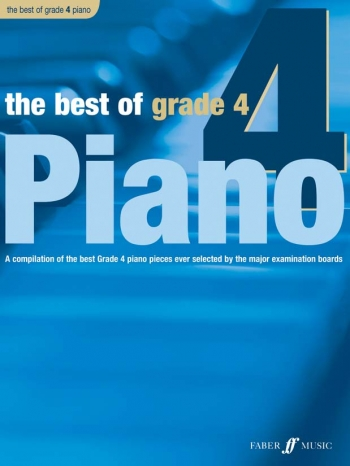 Best Of: Grade 4: Piano