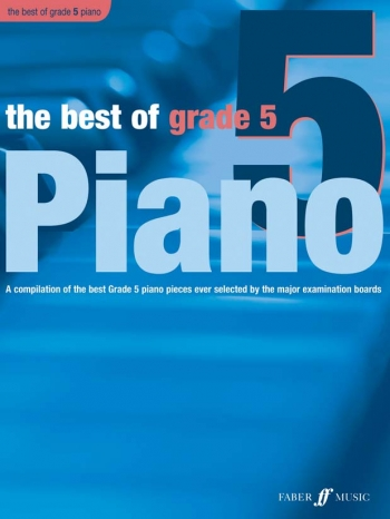 Best Of Piano Grade 5 (Anthony Williams)