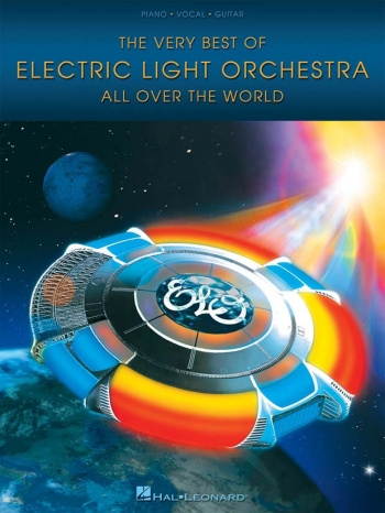 The Very Best Of Electric Light Orchestra: All Over The World Piano Vocal Guitar